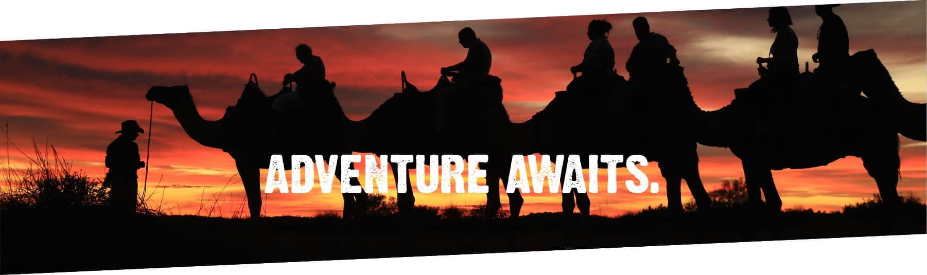 Adventure Awaits at Uluru Camel Tours