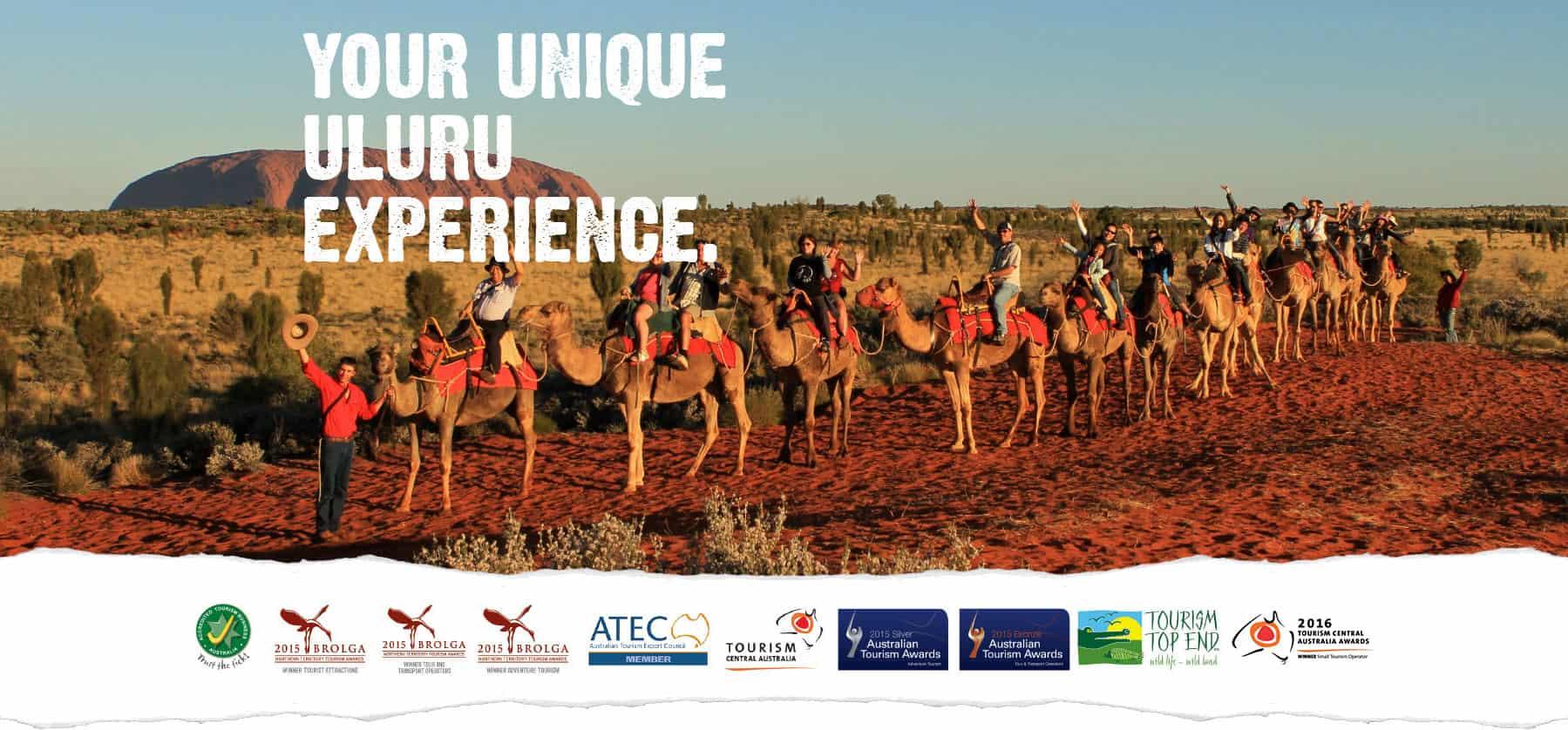 Uluru Camel Tours Your Unique Uluru Experience